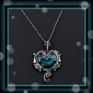 New! Unisex Gothic/Steampunk Skull Necklace